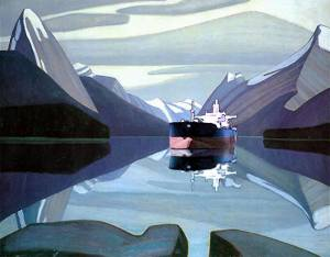 Lawren Harris Group of 7